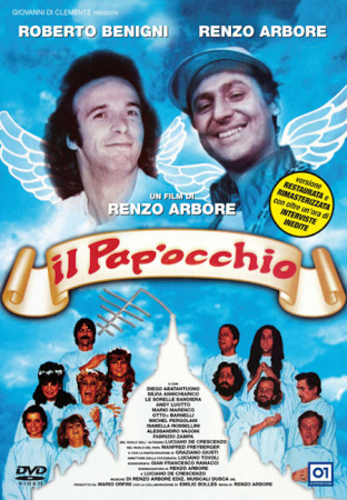 PAP'OCCHIO ROBERTO BENIGNI RENZO ARBORE